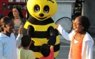 web-honey-bee